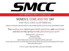 Southern Masters women's come and try day 2012