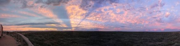 Bunda sunset lr
