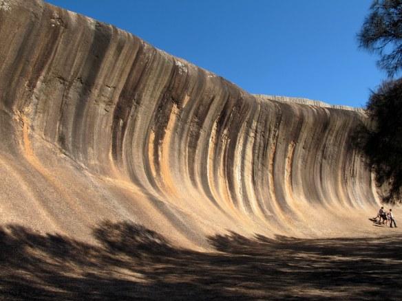 Wave Rock WA