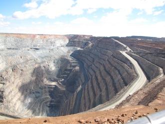 Super pit mine Kalgoorlie