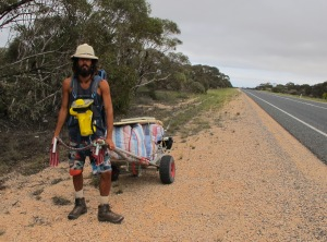 Benjamin on the Nullarbor