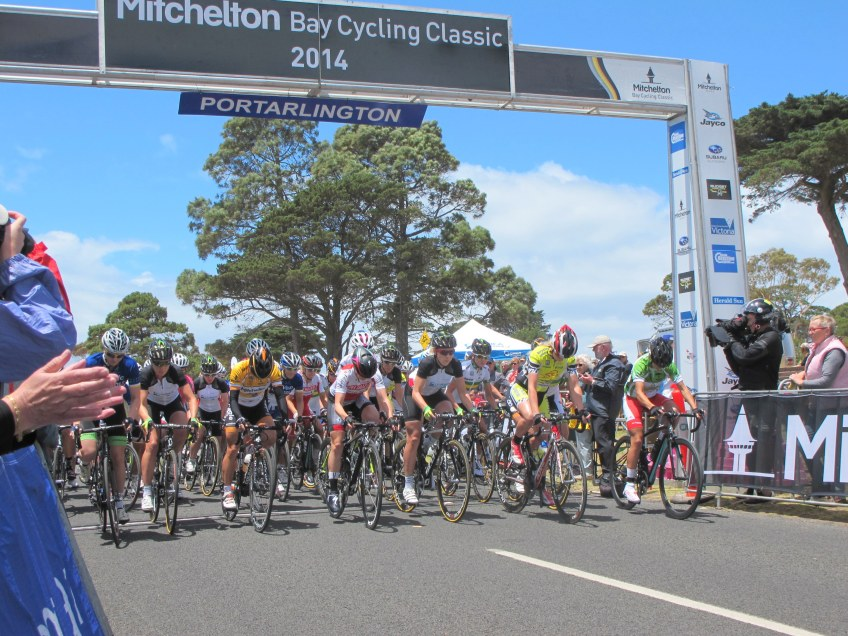 Bay crits elite women