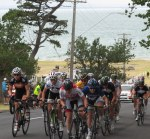 Bay crits climb, cool windy