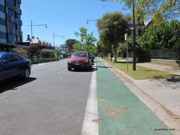 IMG_8795 Albury bike lanes