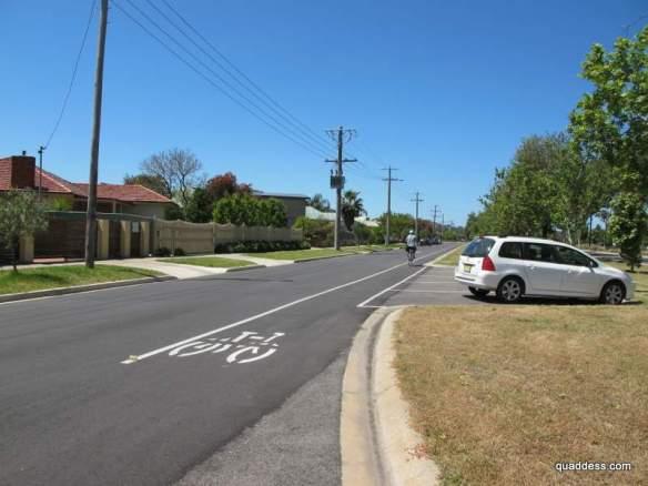 IMG_8800 #Wodonga bike lanes