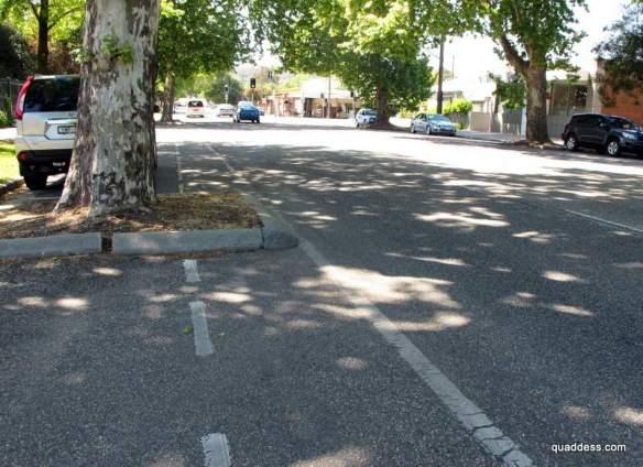 #Albury bike lanes